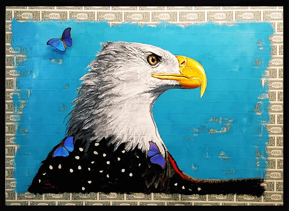 SN – American Eagle – Eden Fine Art Gallery