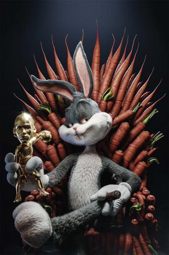 Gal Yosef - Bugs Bunny - Eden Gallery