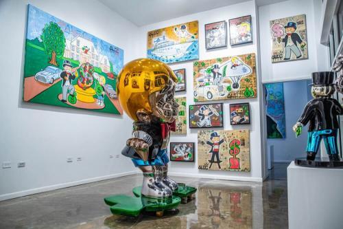 Alec Monopoly Art Basel Miami