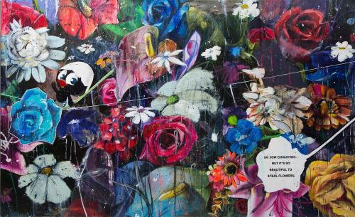 Angelo Accardi Misplaced Exhibition London