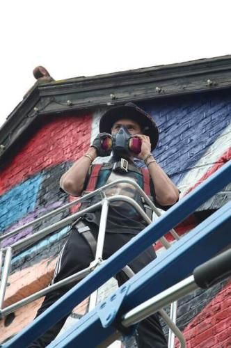Alec Monopoly Graffiti - London 2018